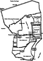 Maps Nazareth & Jerusalem