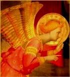 Paintings of angels