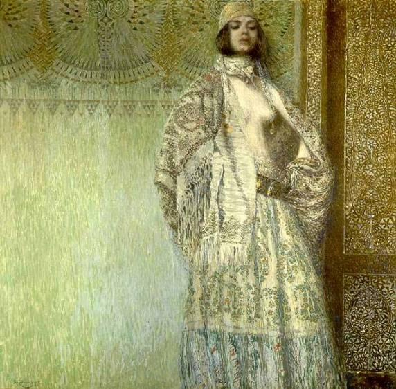 Salome, V. Surenyants, 1907