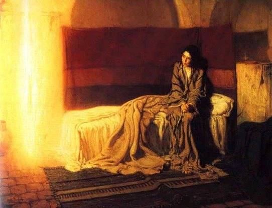 The Annunciation, Howard Tanner