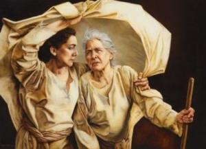 The women in Matthew's genealogy