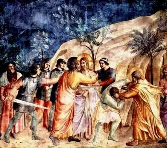 The Arrest of Jesus, Fra Angelico