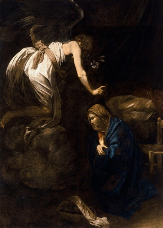The Annunciation, Caravaggio