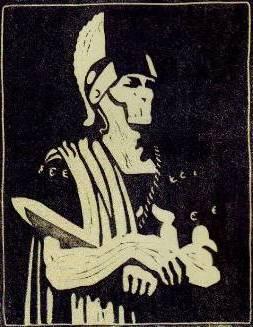 The Centurion by Cyril Edward Power, circa 1929