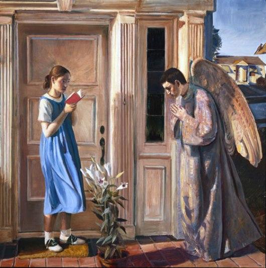 Annunciation, John Collier