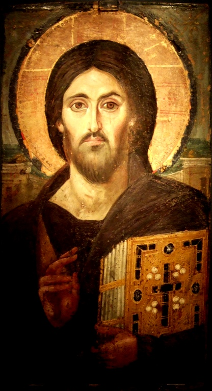 'Christ Pantocrator' (Christ the Almighty)