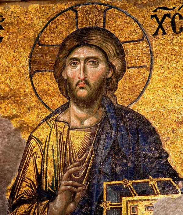 Hagia Sophia 'Christ Pantocrator'