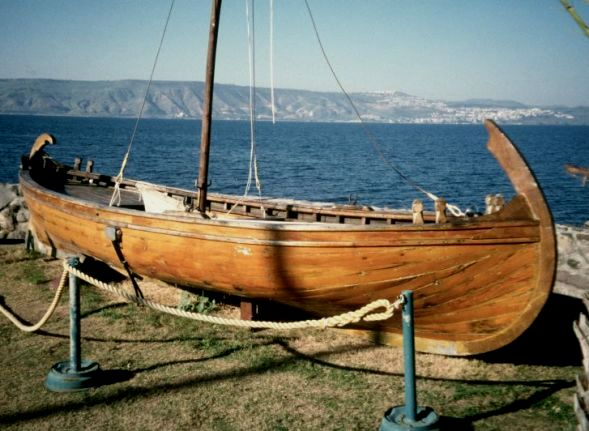 Reconstruction of the same boat (see above)