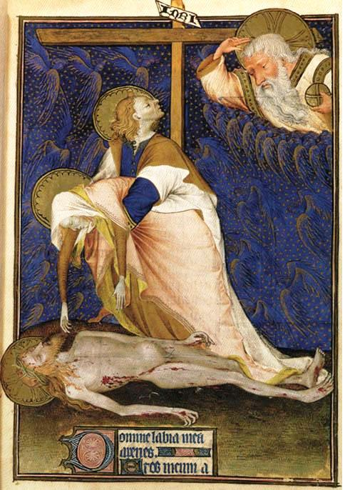 Rohan's Lamentation of the Virgin
