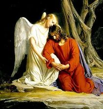 Agony in the Garden, paintings, Carl Bloch