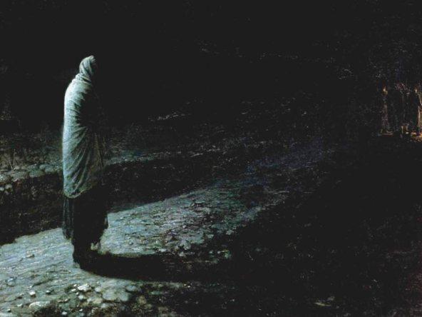 Conscience (Judas), Nicolai Ge