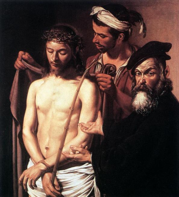 'Ecce Homo' (Behold the Man), Caravaggio