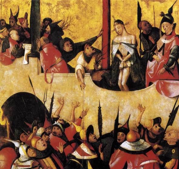 'Ecce Homo' (Behold the Man), Hieronomys Bosch