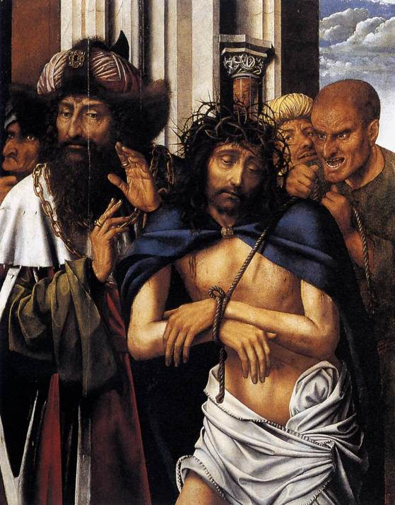 'Ecce Homo' (Behold the Man), Quintin Massys