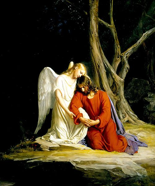 Gethsemane, Carl Bloch