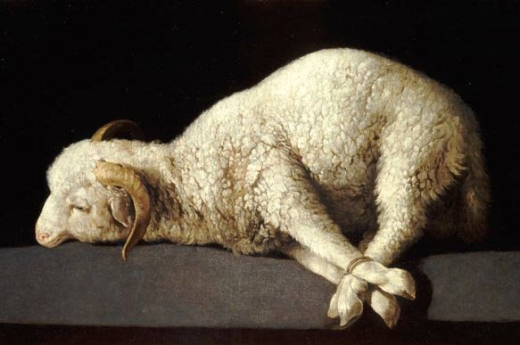 Lamb of God (Agnus Dei), Francisco de Zurbarans