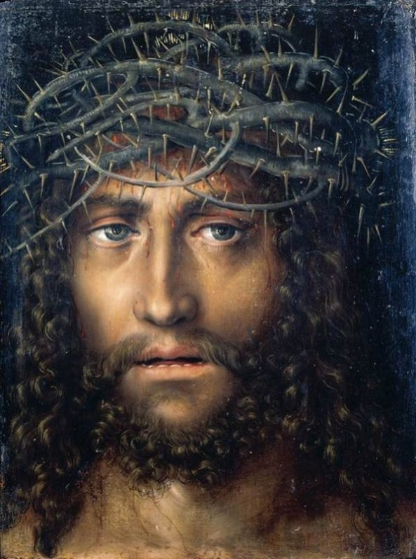 The Crown of Thorns, Cranach