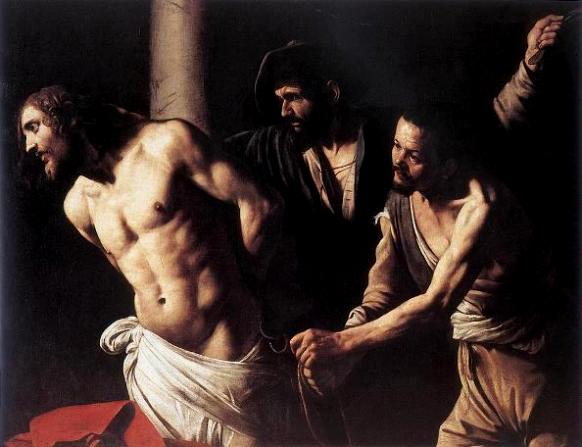 The Flagellation, Caravaggio