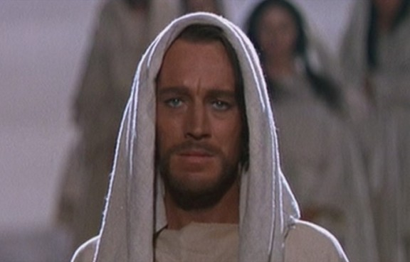 'The Greatest Story Ever Told' has Christ as an other-worldly figure, part human, part divine
