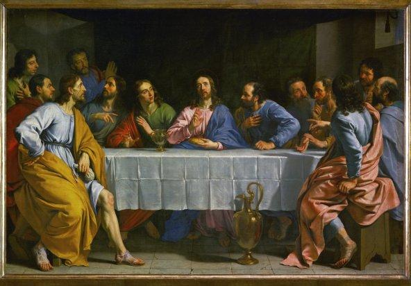 The Last Supper, Phillippe de Champaigne