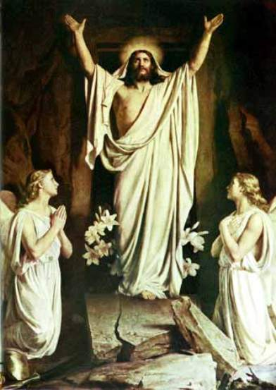 'The Resurrection', Carl Heinrich Bloch