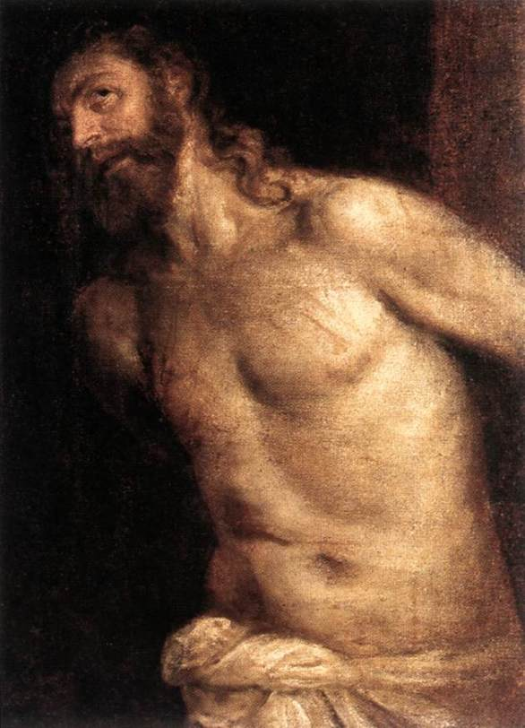 The Scourging of Christ, Titian