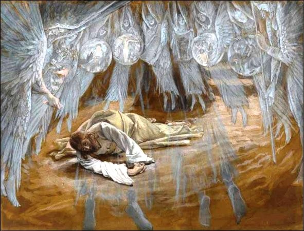 Jesus At Gethsemane Famous Paintings Bible Study Questions